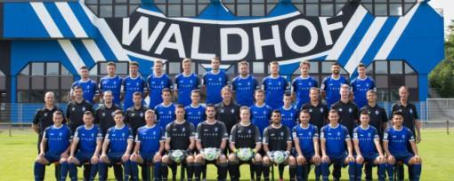 Waldhof Mannheim - Spielplan