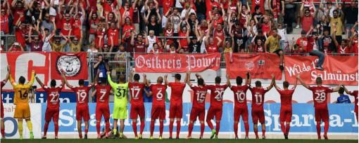 Kickers Offenbach - Spielplan