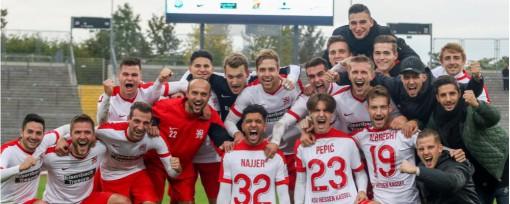Hessen Kassel - Spielplan