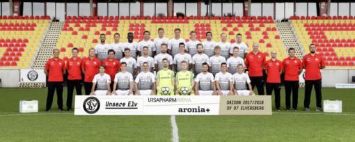 SV 07 Elversberg - Spielplan
