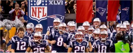 New England Patriots - Spielplan