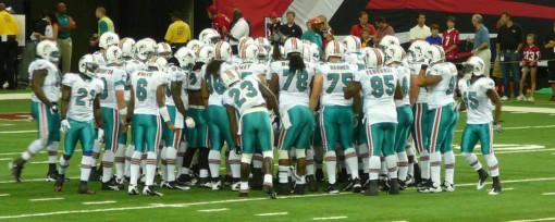 Miami Dolphins - Spielplan
