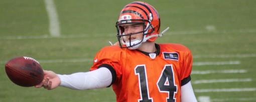 Cincinnati Bengals - Spielplan
