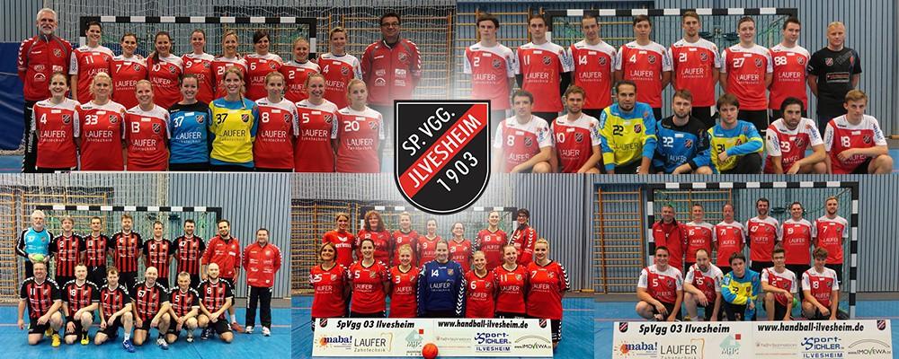 Handball Ilvesheim Herren