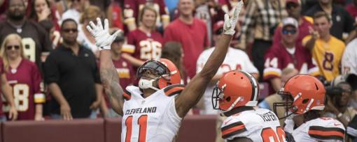 Cleveland Browns - Spielplan