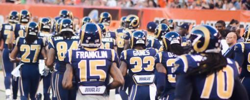 Los Angeles Rams - Spielplan