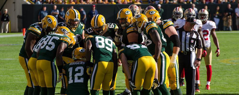 Green Bay Packers - Spielplan