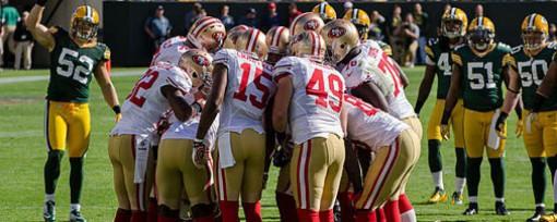 San Francisco 49ers - Spielplan