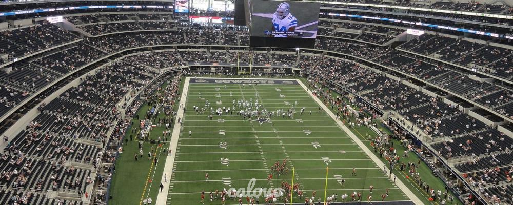 Dallas Cowboys Spielplan