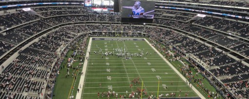 Dallas Cowboys - Spielplan