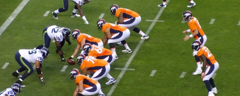 Denver Broncos - Spielplan