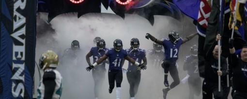 Baltimore Ravens - Spielplan