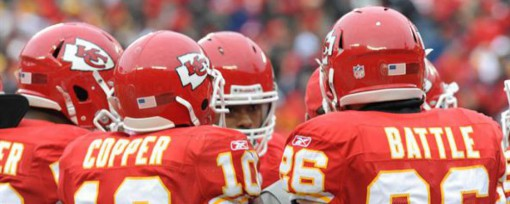 Kansas City Chiefs - Spielplan