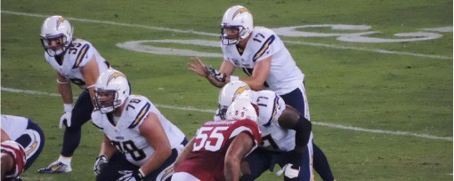 Los Angeles Chargers - Spielplan