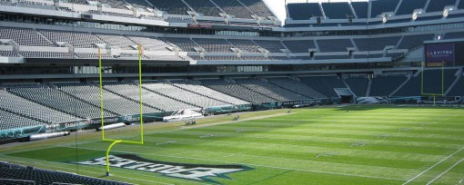 Philadelphia Eagles - Spielplan