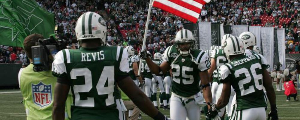 New York Jets - Spielplan