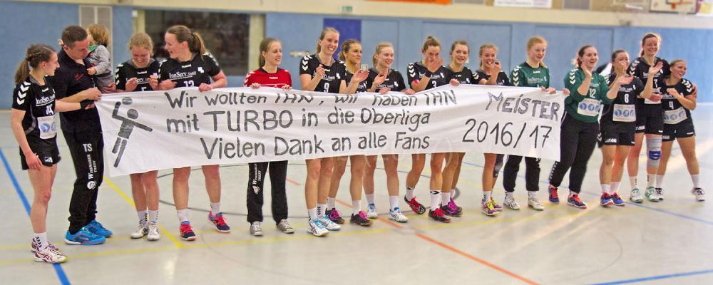 1. Frauen - Spielplan Saison 2017/18