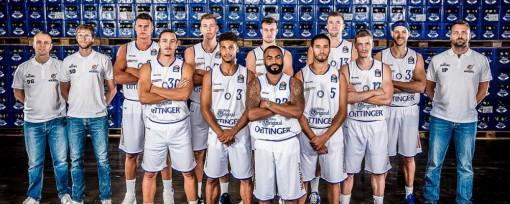 Oettinger Rockets - Spielplan