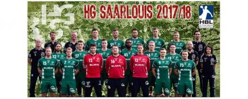 HG Saarlouis - Spielplan