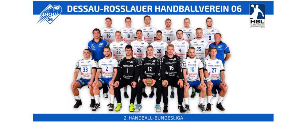 Dessau-Roßlauer HV 2006 - Spielplan