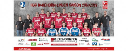HSG Nordhorn-Lingen - Spielplan