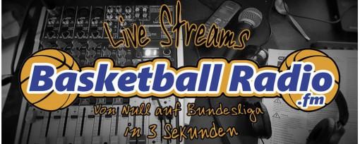 Basketball Radio FM - Livestream - Sendetermine