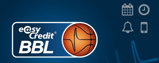 easyCredit BBL live im Free-TV