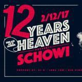 12 Years Heaven Club