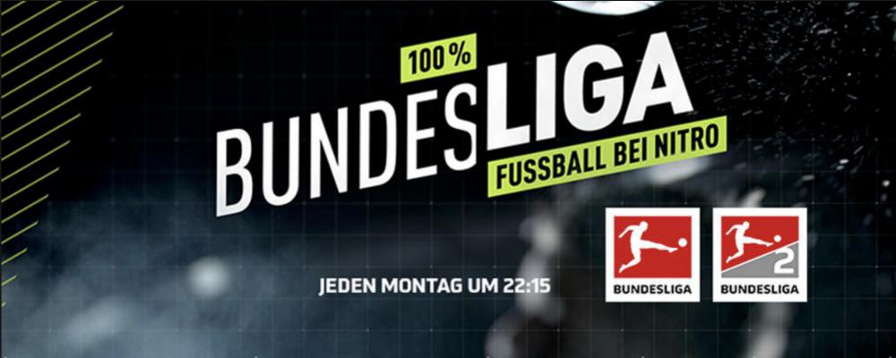 100% Bundesliga - Fussball bei NITRO