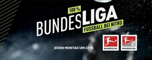 NITRO - 100% Bundesliga - Fussball bei NITRO