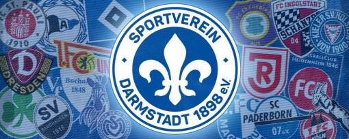 SV Darmstadt 98 - Spielplan