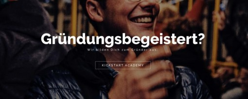 Venture Club Münster e.V. - KICKSTART academy