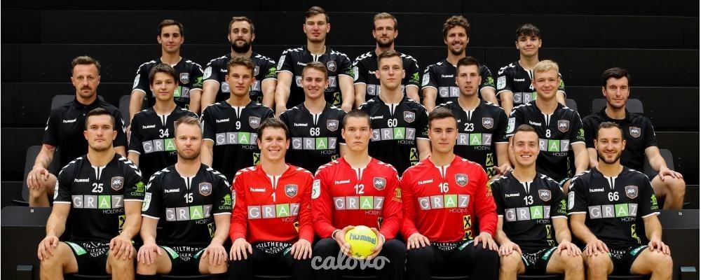 HSG Holding Graz - Spielplan