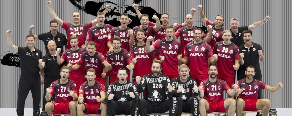 ALPLA HC Hard - Spielplan