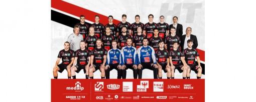 Sparkasse Schwaz HANDBALL TIROL - medalp Handball Tirol Spielplan
