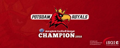 Potsdam Royals GFL Team