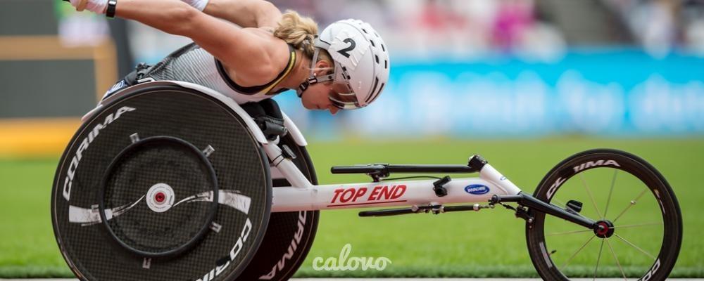 Team D Paralympics – WM & EM