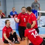 ABGESAGT - Qualifikationsturnier Paralympics Sitzvolleyball Herren
