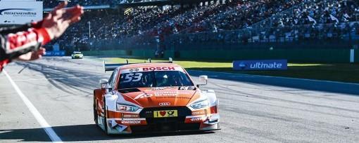 DTM-Rennkalender 2018 - Hoffmann Group