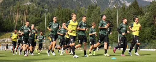 Hannover 96 - Trainingszeiten