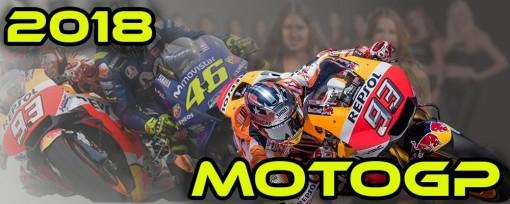 MotoGP Kalender 2018