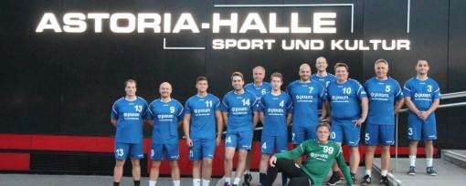 Spielplan SGW Handball Männer 1b