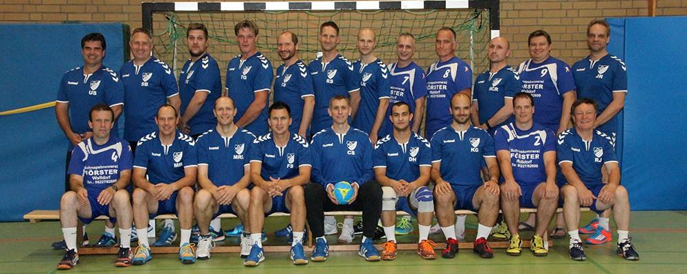 Spielplan SGW Handball Männer 1c