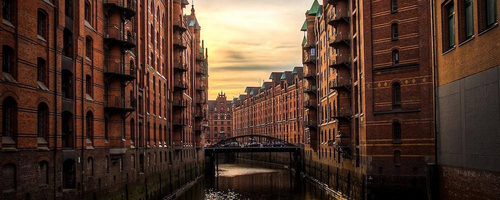 Hamburg. Deine Stadt in deinem Kalender.
