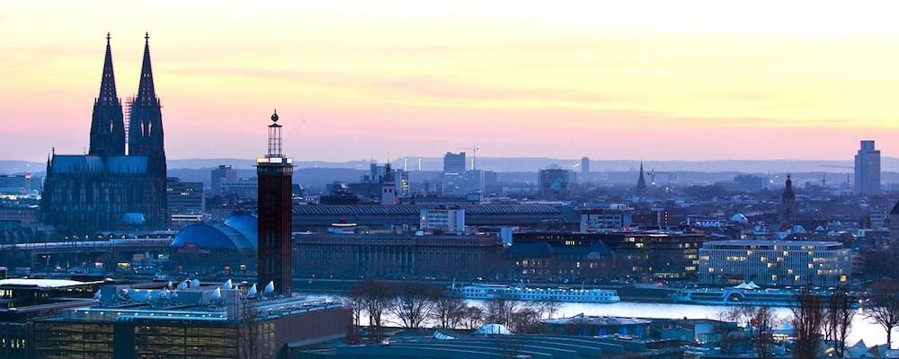 Köln. Deine Stadt in deinem Kalender.