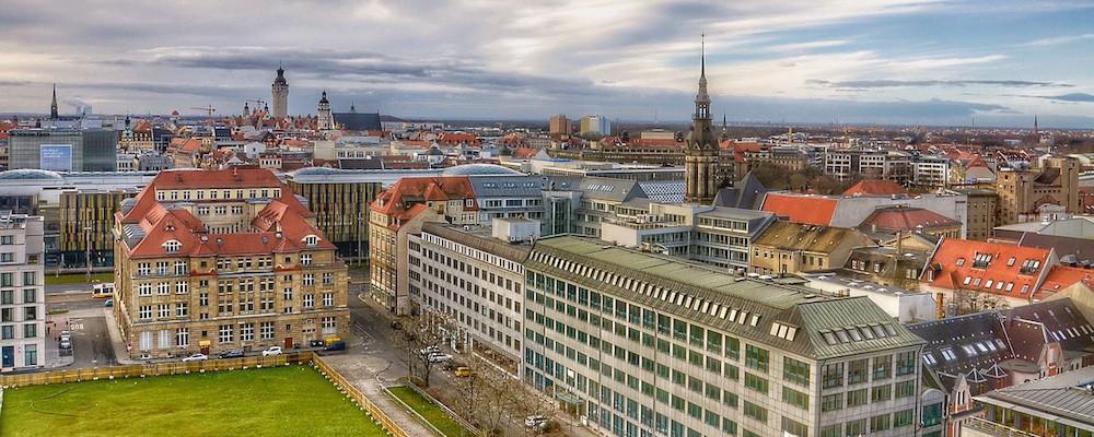 Leipzig. Deine Stadt in deinem Kalender.