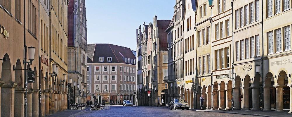Münster. Deine Stadt in deinem Kalender.