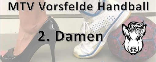 MTV Vorsfelde - 2. Damen Spielplan