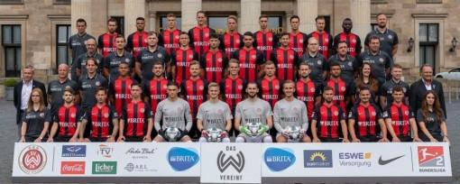 SV Wehen Wiesbaden - Spielplan
