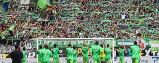 VfL Wolfsburg - Spielplan
